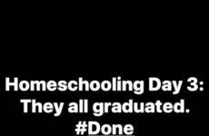 Homeschooling Day 3