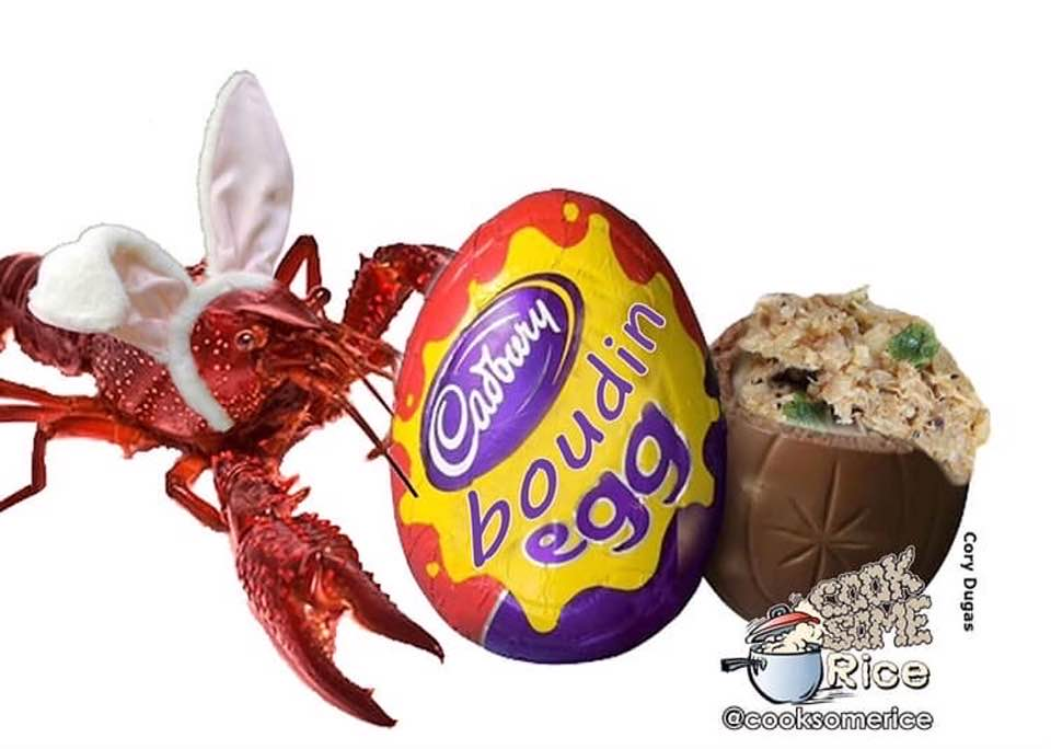 Cajun Cadbury Eggs!