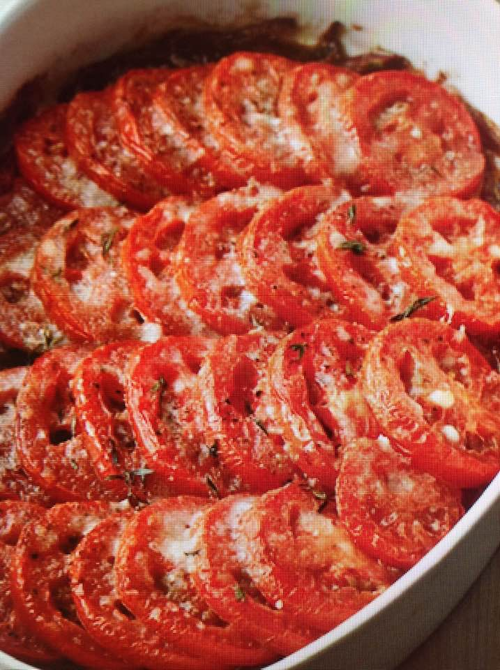 Creole Tomato Gratin