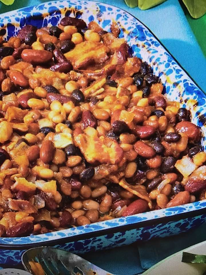 Rummy Baked Beans