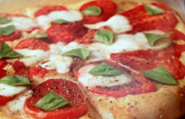 Fresh Marguerite Pizza