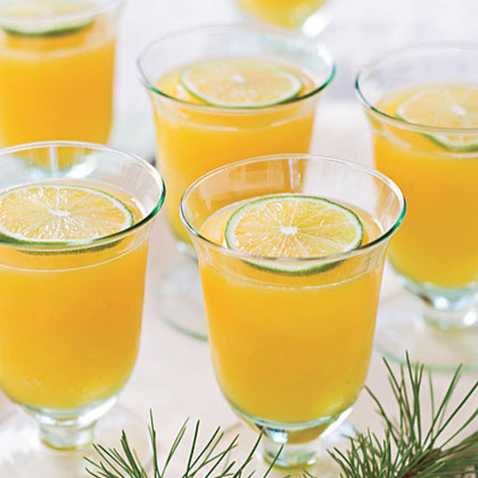 Refreshing Brandy Slush