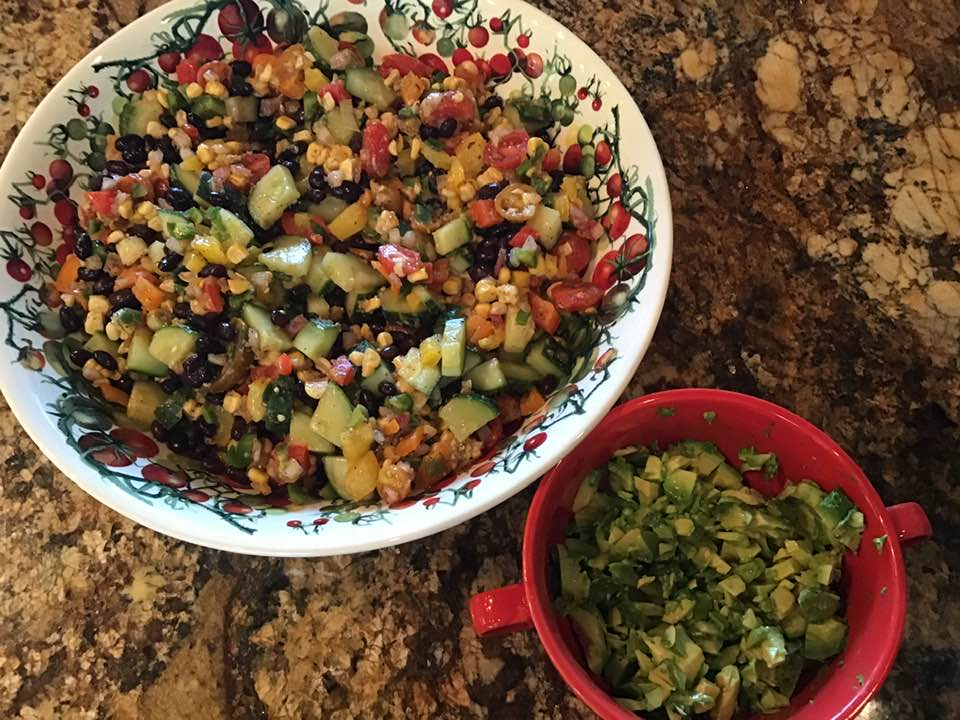Alice's Mexican Fiesta Salad