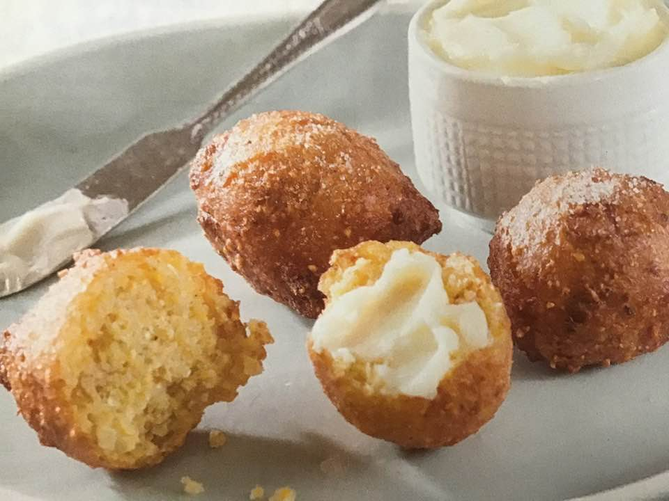 Heavenly Sweet Hush Puppies