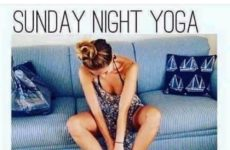 Might Have To Do More Yoga Nights!