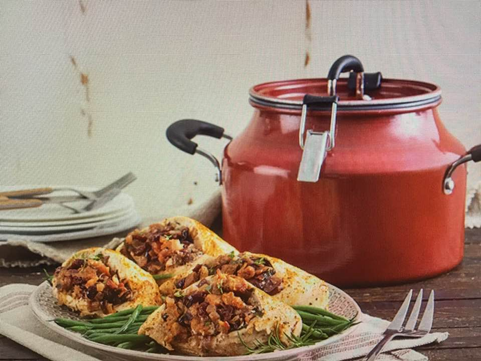 Today's Gadget Is The CanCooker!