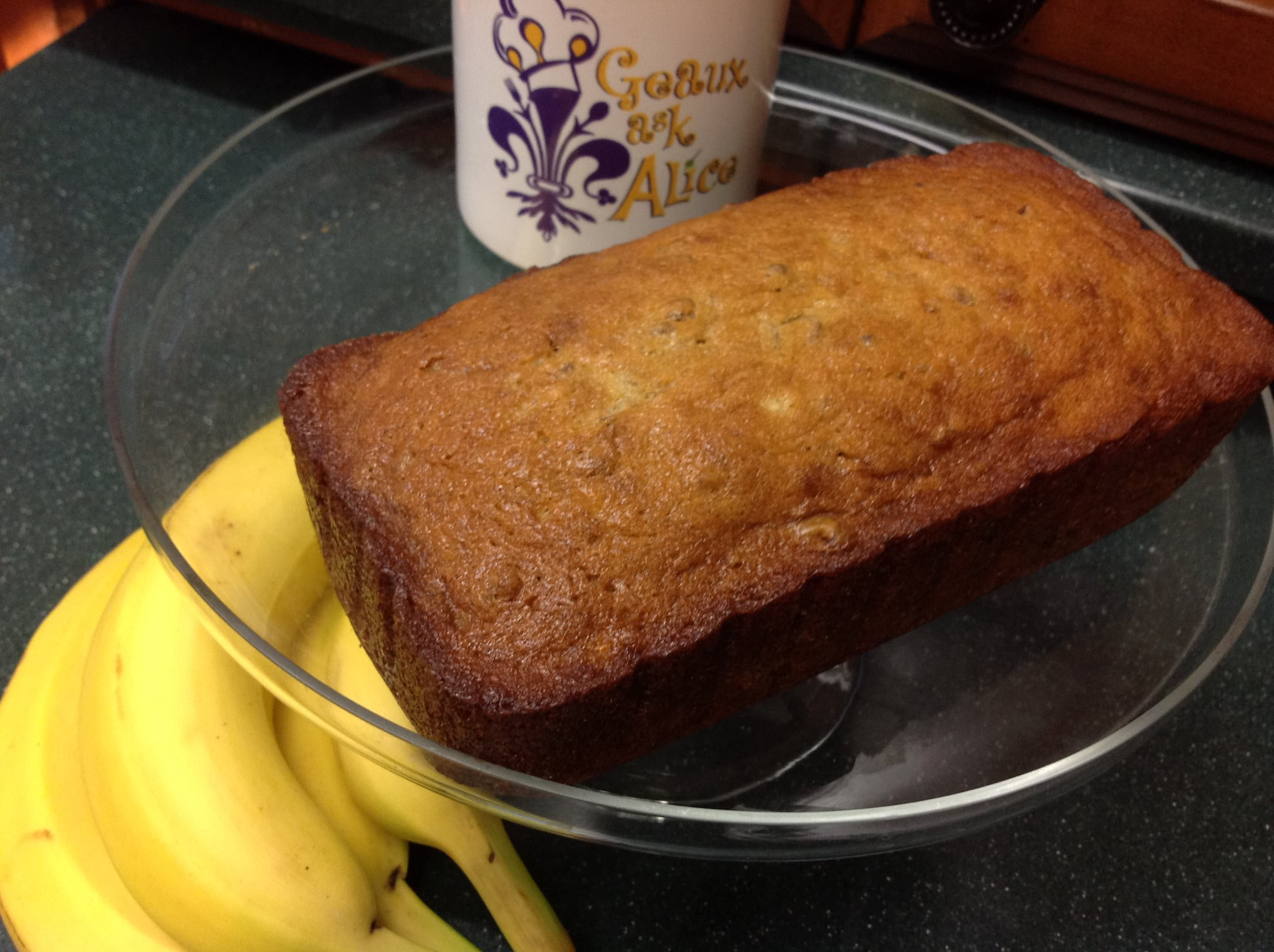 Grammie's Banana Nut Bread