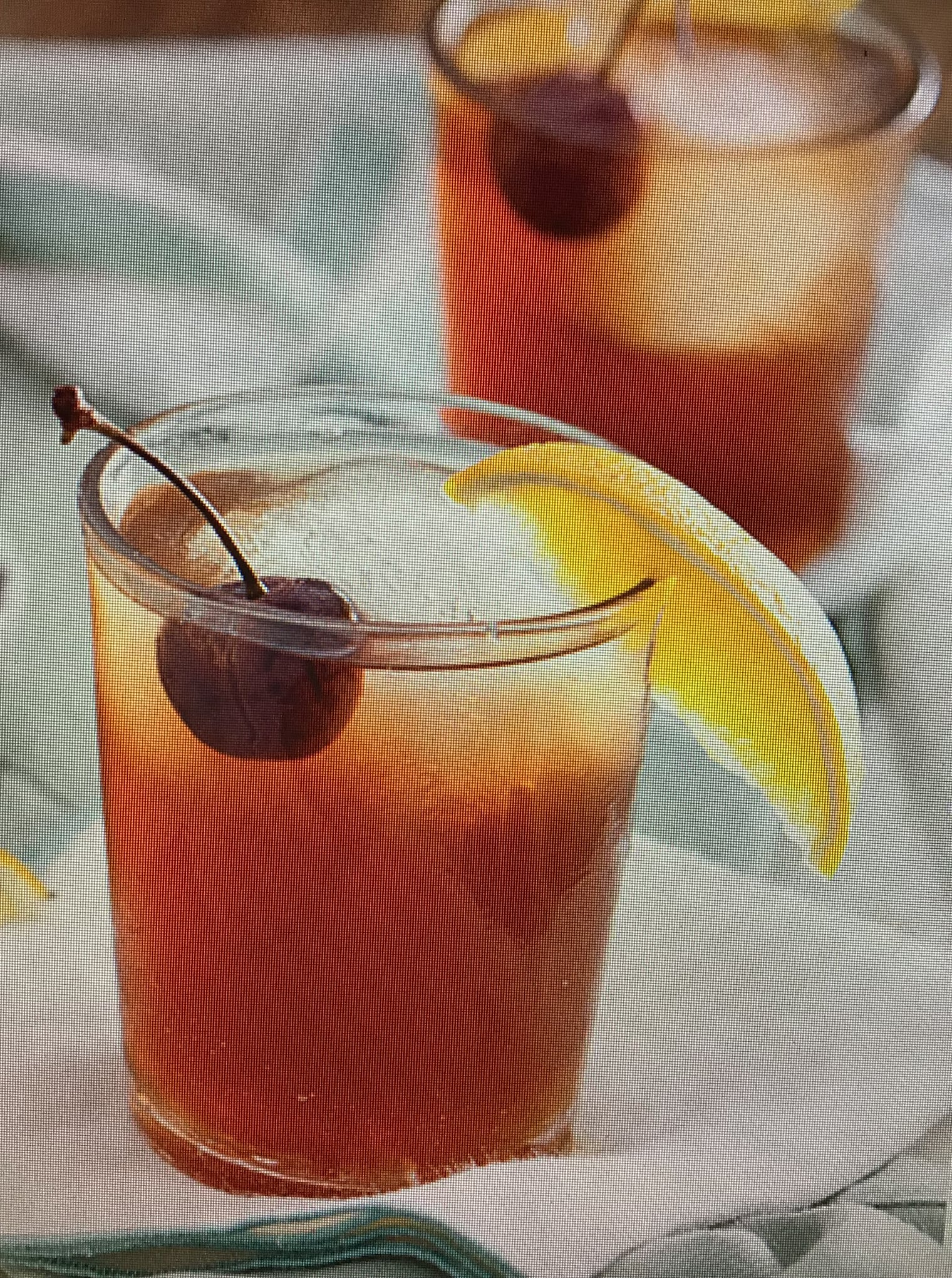 RUMMY OLD-FASHIONED
