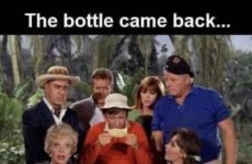 The Bottle Came Back...