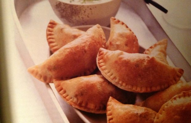 Natchitoches Meat Pies With Buttermilk Dipping Sauce