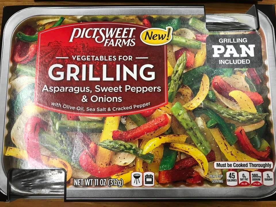 Today's Product Some Great And Easy Grilled Veggies!