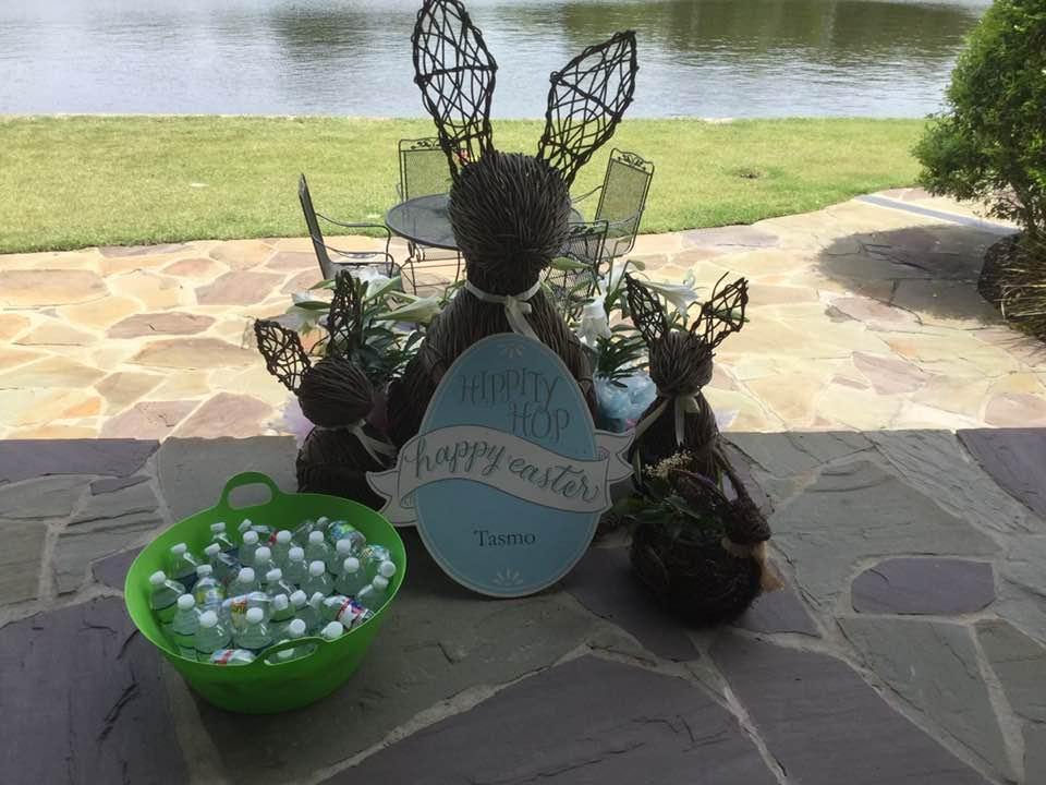 Easter Outdoor Décor
