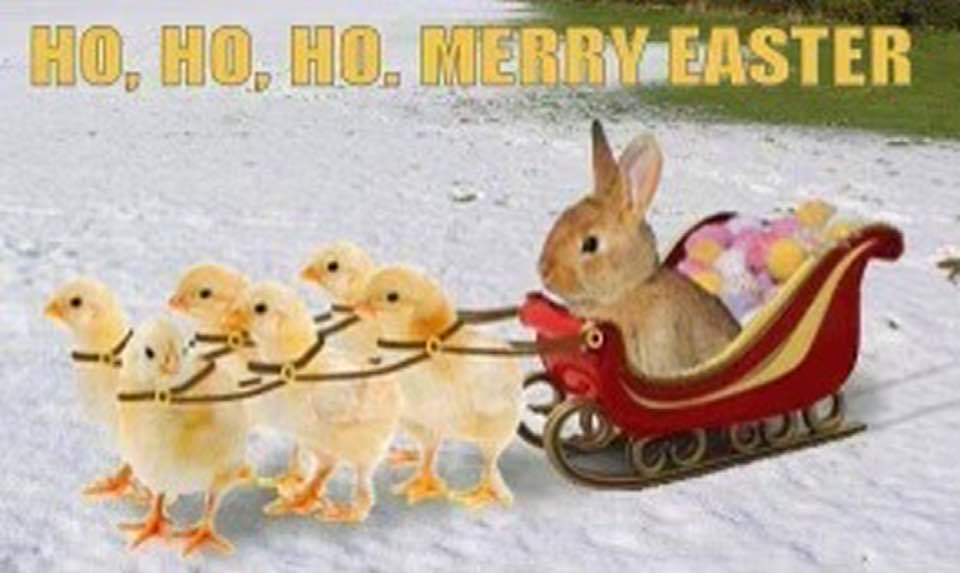 Merry Easter!