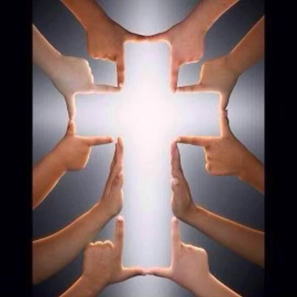Cross Of Hands