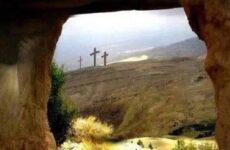Christ Didn't Stay Dead
