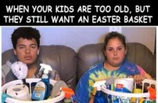 When Your Kids Are Old