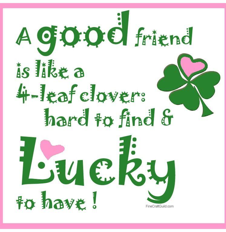 A Good Friend Is Like...