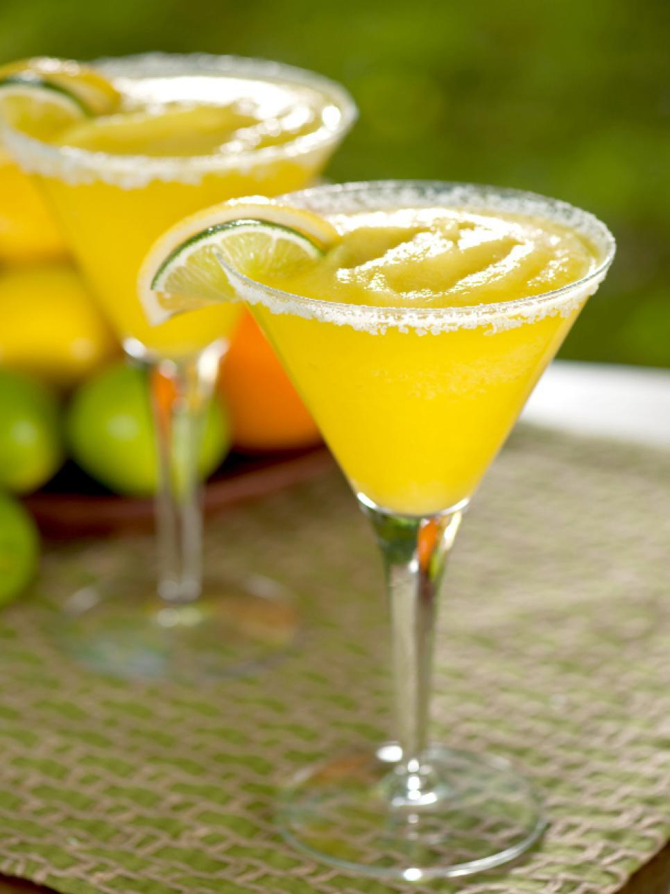 Over-the-Top Citrus Margaritas