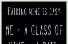 Pairing Wine Made Easy!