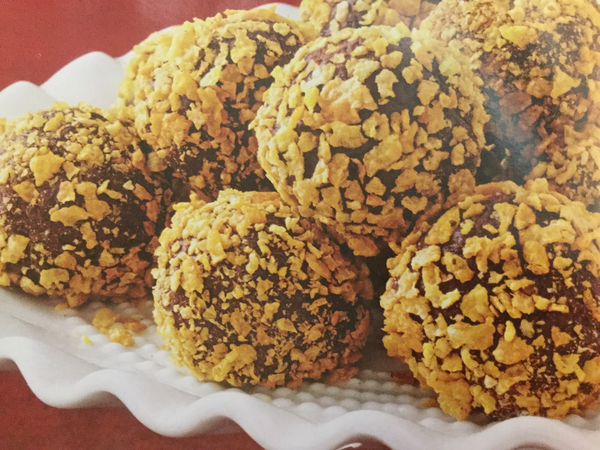 Spicy And Crunchy Mexican Truffles