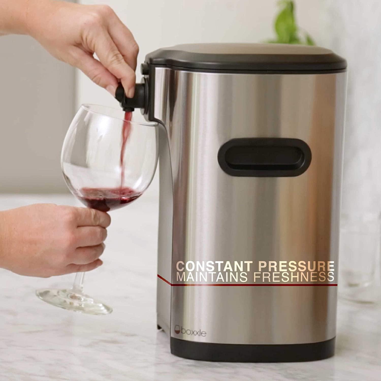 Boxed Wine Dispenser!