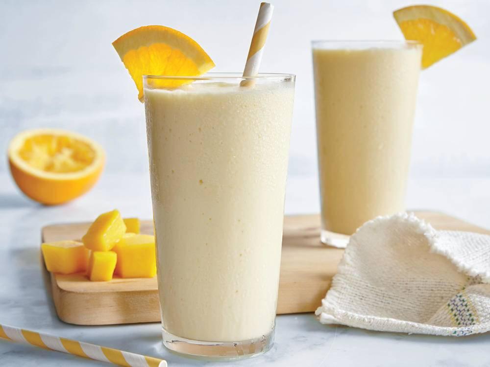 Creamiest Orange Dreamsicle Smoothie