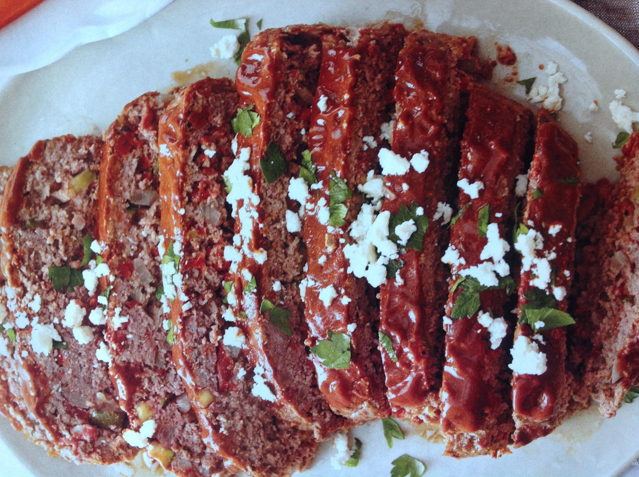 Crockpot Italian Style Meat Loaf