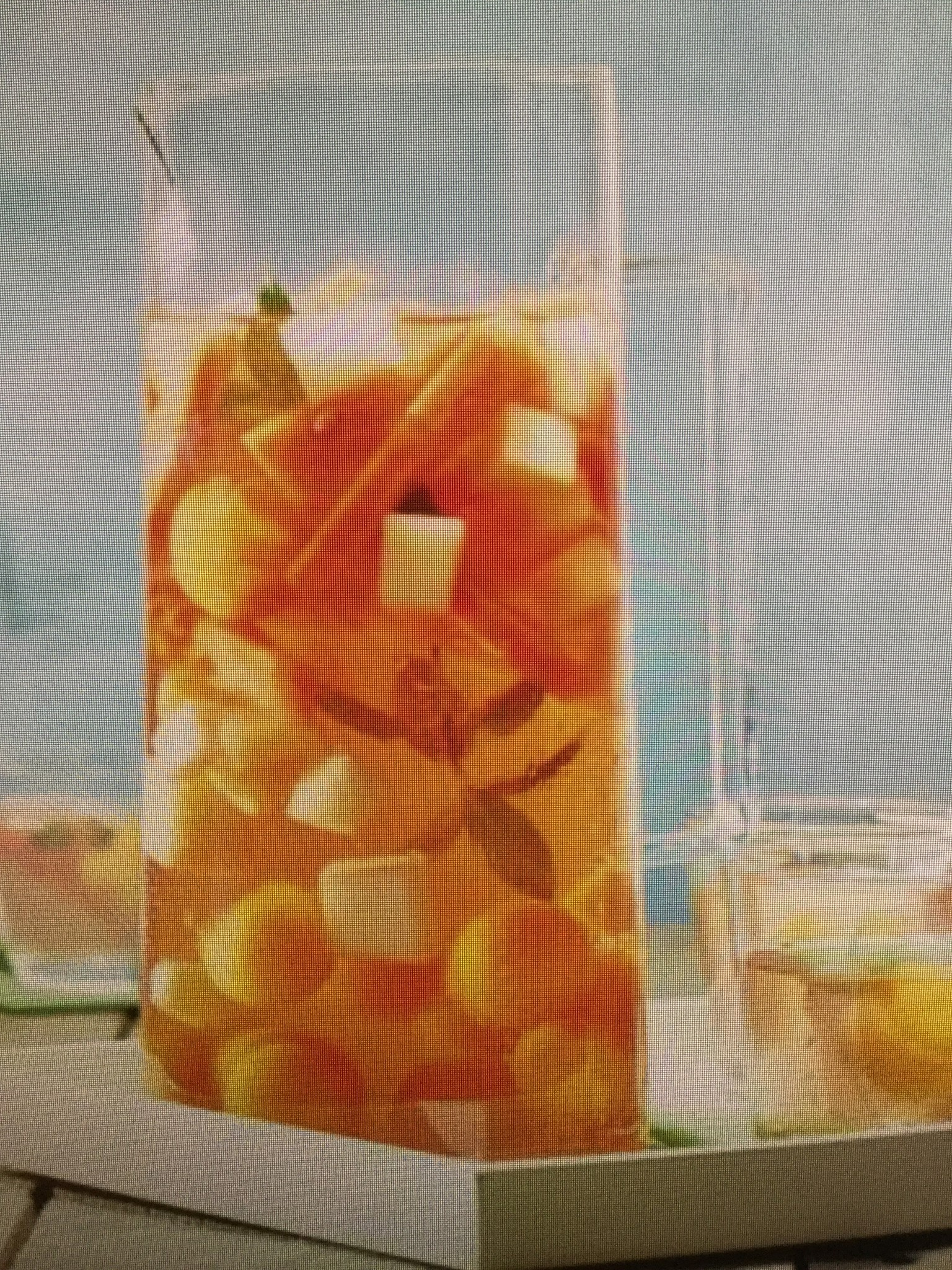 Refreshing Summer Melon Sangria