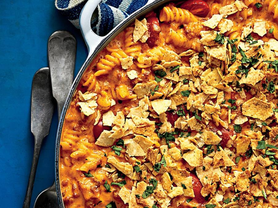 Tasty Mexican Mac And Cheese
