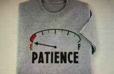 Yep That Is Me Running On Empty Patience