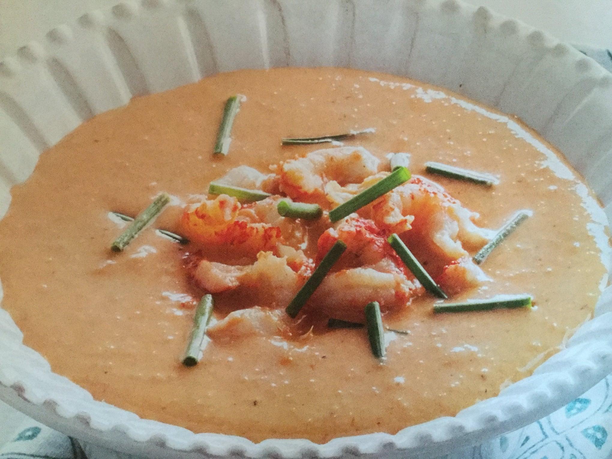 Delicious Creamy Crawfish Soup